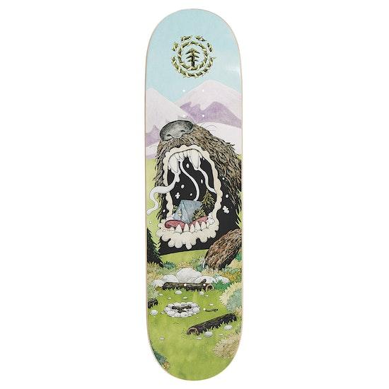 Element Nature Wins Bear Skateboard Deck