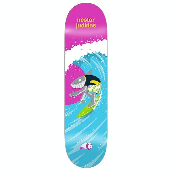 Enjoi Surf's Up Impact Light 8.25 Skateboard Deck
