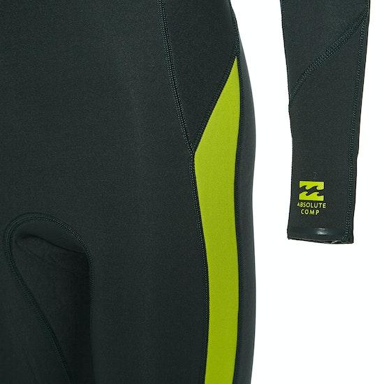 Billabong 3/2mm Absolute Back Zip Boys Wetsuit