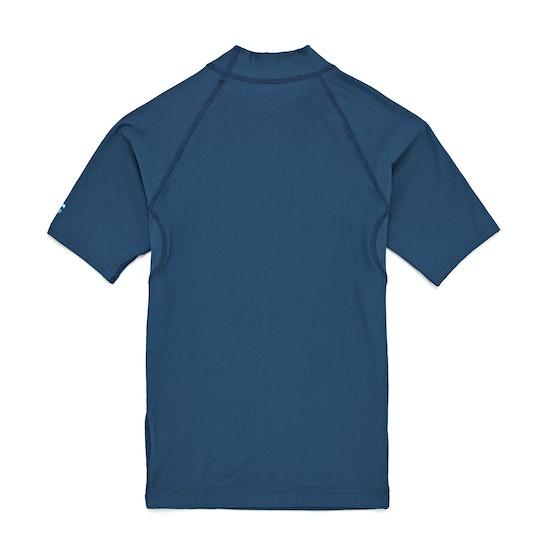 Billabong Unity Short Sleeve Boys Rash Vest
