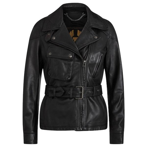 Belstaff Sammy Miller 2.0 Leather Jacket