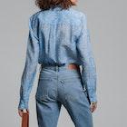 Gant D2. Lemonade Cotton Silk Womens Košile