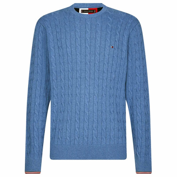 Tommy Hilfiger Organic Cotton Cable , Jumper