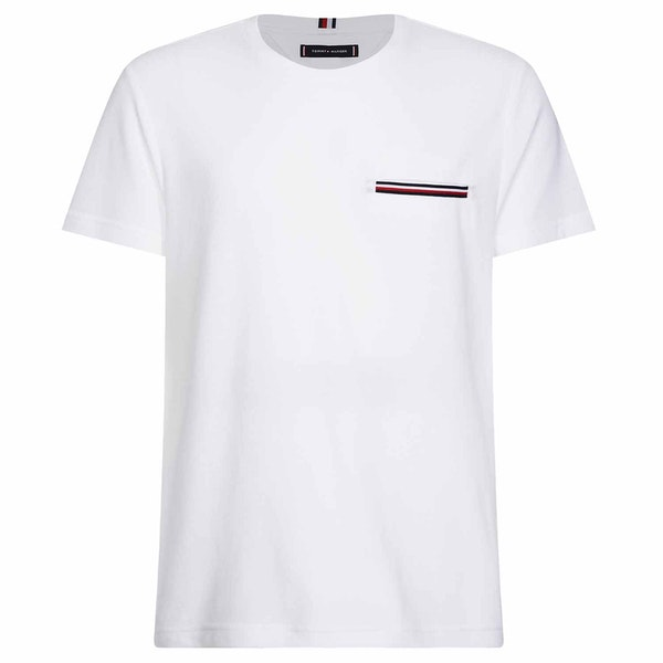 Camiseta de manga corta Tommy Hilfiger Flex Pocket Regular
