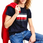 Tommy Hilfiger Corp Stripe Box , Kortärmad T-shirt