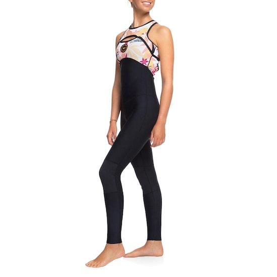 Roxy 1.5mm POP Surf Long John Springsuit Womens Wetsuit