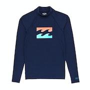 Billabong Team Wave Long Sleeve Rash Vest