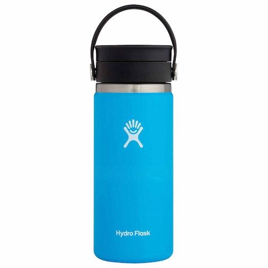 Hydro Flask 16 Oz Wide Mouth with Flex Sip Lid , Flaska