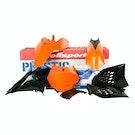 Polisport Plastics Ktm Sx 65 09-11 Plastic Kit