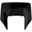 Polisport Plastics Husqvarna TE/FE 17-19 Headlight Mask Front Number Plate