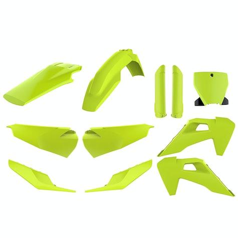 Polisport Plastics Husqvarna Tc/fc/tx/fx 19-20 Plastic Kit