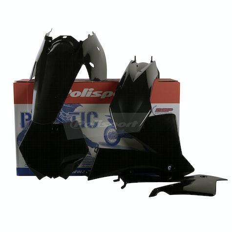 Plastic Kit Polisport Plastics Ktm Sx 03-04 Exc/exc-f 04