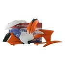 Polisport Plastics Ktm Sx 125/250 2012 Sxf 250/450 11-12 Plastic Kit