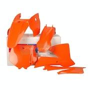 Polisport Plastics Ktm Sx 65 02-08 Plastic Kit