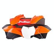 Polisport Plastics Ktm Sx/sx-f/xc/xc-f 13-15 Plastic Kit