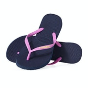 Havaianas Slim Logo Women's Flip Flops