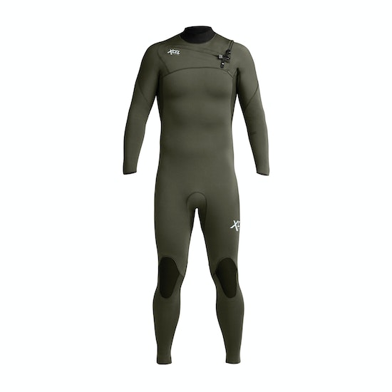 Xcel 3/2mm Comp Chest Zip Wetsuit
