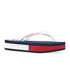 Tommy Jeans Pop Color Mid Beach Dames Sandalen