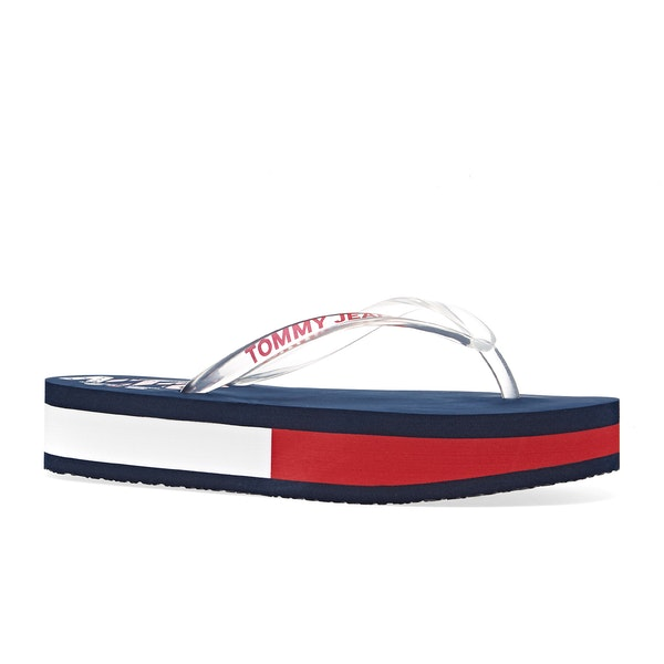 Tommy Jeans Pop Color Mid Beach Women's Sandals