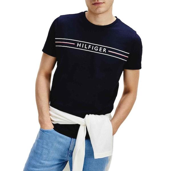 Tommy Hilfiger Corp Hilfiger , Kortärmad T-shirt
