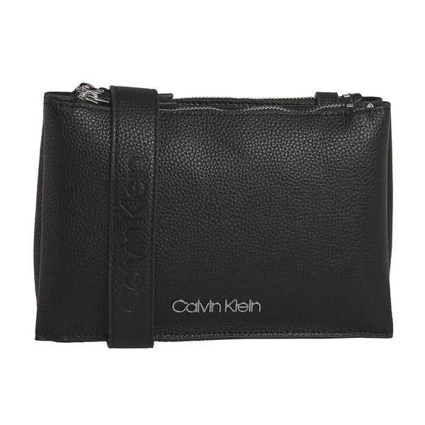 Calvin Klein Sided Trio Crossbody Damen Messenger-Tasche