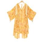 Free People Lost In Love Kimono Kaftan