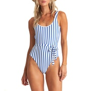 Billabong Blue By U 1 Pc Womens Swimsuit