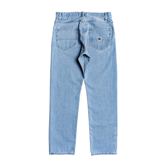 DC Worker Relaxed Rigid Vintage Jeans