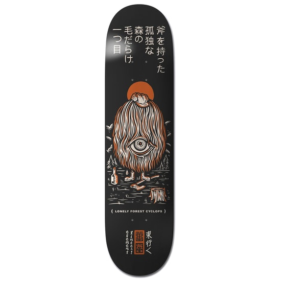 Element Timber Forest Cyclops Skateboard Deck