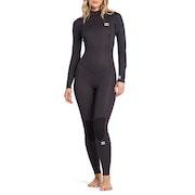 Billabong 4/3mm Launch Back Zip Womens Wetsuit