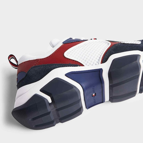Chaussures Tommy Hilfiger Chunky Material Mix
