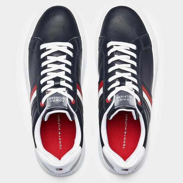 Chaussures Tommy Hilfiger Essential Leather Cupsole