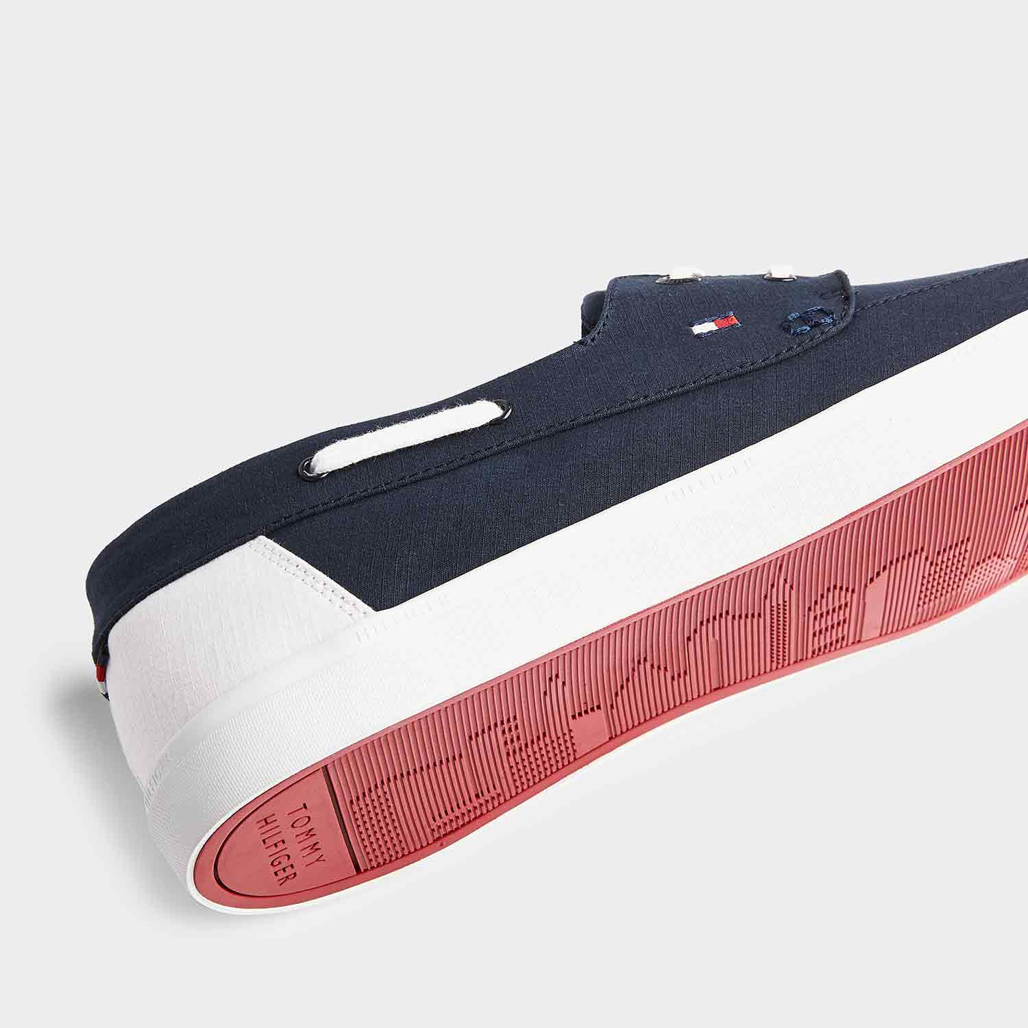 TH Core Espadrille Sneaker | WHITE | Tommy Hilfiger