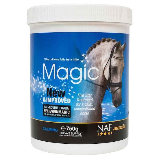 NAF 5 Star Magic Powder 750g Calming Supplement