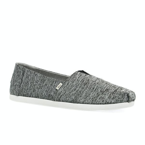 Toms Repreve Recycled Knit Classic Slip-on sko