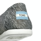 Toms Repreve Recycled Knit Classic Slip On Trainers