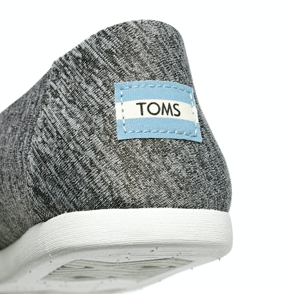Toms Repreve Recycled Knit Classic スリップオンシューズ