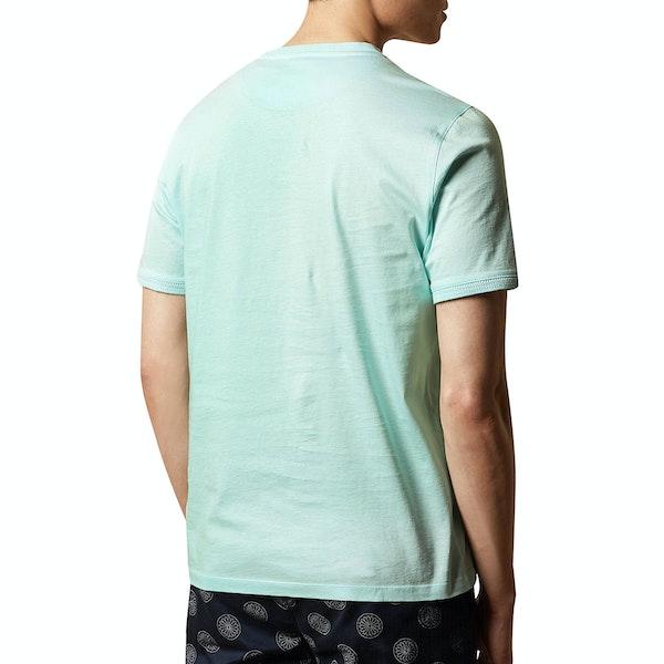 Ted Baker Sirma Herren Kurzarm-T-Shirt