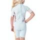 Rip Curl Mini Ss Uv Spring Girls Rash Vest