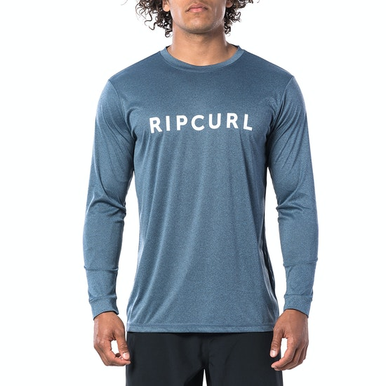 Rip Curl Blade Surflite L/sl Uvt Rash Vest