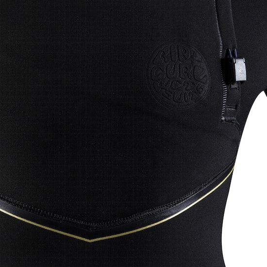 Rip Curl E-bomb 3/2mm E7 Limited Edition Zip free Wetsuit