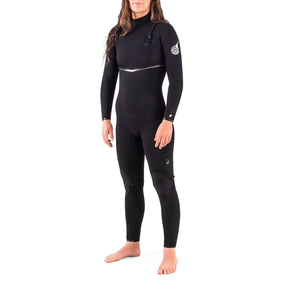 Rip Curl 4/3mm E-Bomb E7 Limited Edition Zipperless Womens Wetsuit