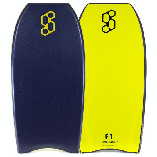 Mike Stewart Thunder 45 Pp Core Crescent Tail Bodyboard