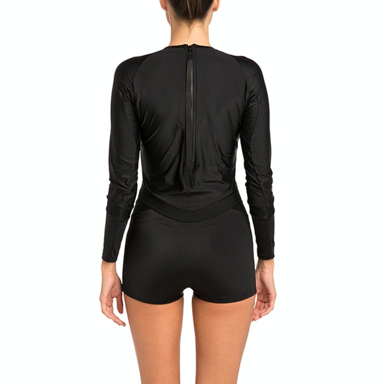 Rip Curl Long Sleeve Boyleg UV Surf Suit Womens Rash Vest