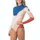 Rip Curl L/sl Uv Cheeky Surfsuit Womens Rash Vest