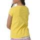 Animal Script Girls Short Sleeve T-Shirt