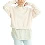 Peach Blush Garment Dye