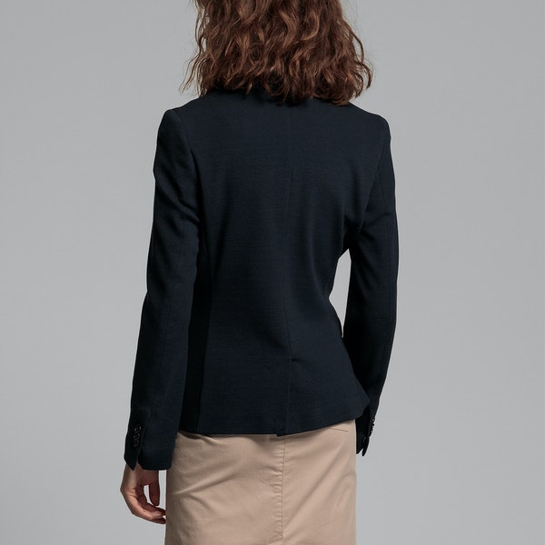 Gant Jersey Pique Slim Women's Blazer