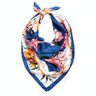 Gant Peonies Silk Women's Scarf