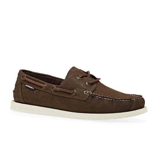 Superdry Boat Shoe Slip On Shoes